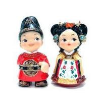 Buy cheap Marble Joseon Dynasty King and Queen 01 (Medium) from wholesalers