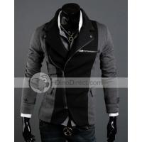 Buy cheap Doclin Jointed Long Sleeve Woolen Fabric Men Suit from wholesalers