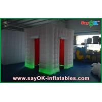 Wholesale Eco - Friendly Inflatable Photo Booth , Wedding Decoration Photobooth Shell from china suppliers