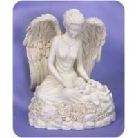 Buy cheap Angel - Angel and Child Keepsake Cremation Urn from Wholesalers