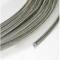 Wholesale Stainless PTFE Hose Natural stainless finish. from china suppliers