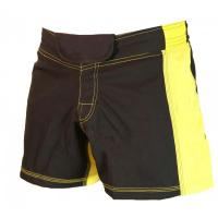 Other Sports Wear MMA boxing shorts yellow and black accept custom design
