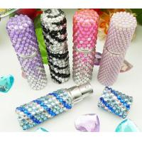 Buy cheap Brand jewel box crystal sticker Perfume bottle diamond from wholesalers