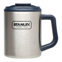 Wholesale Cooking Stanley 20 Oz Navy Adventure Stainless Steel Double Wall Camp Mug from china suppliers