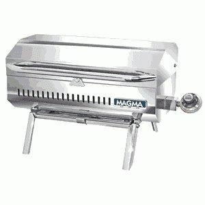 Quality Cooking Magma ChefsMate Connoisseur Easy Transported Propane Gas Grill for sale