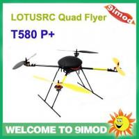 Wholesale quadcopter LOTUSRC T580 P+ latest aircraft 6ch RC flyer KIT from china suppliers
