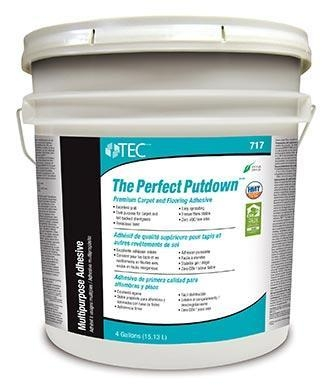 Quality Preformed Components The Perfect Putdown Premium Carpet and Flooring Adhesive for sale