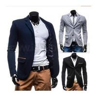 Wholesale Men's Casual Fashion Blazer (Suit Jacket) S1571 from china suppliers