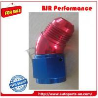 Wholesale Female AN Swivel to Male Adapter-45degree from china suppliers