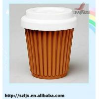 Wholesale food grade plastic cup with lid FDA&SGS from china suppliers