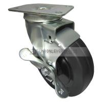 Wholesale 2150 plate type brake caster series from china suppliers