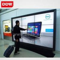 Wholesale 10mm Narrow bezel Samsung LCD video wall with LED backlight 1920x1080 from china suppliers