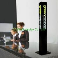 Buy cheap Illuminated Totem Display from Wholesalers