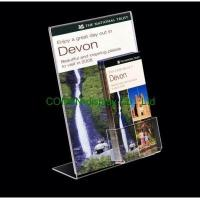 Wholesale A4 Poster holder with leaflet dispenser from china suppliers