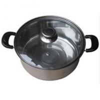 Wholesale Stainless steel soup pot stew from china suppliers