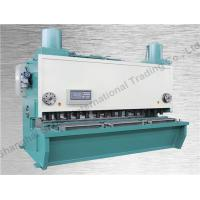 Buy cheap QC11Y-30x3200 Hydraulic Guillotine Shearing from Wholesalers