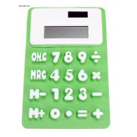 China EFC-PG028Silicone Calculator for Promotional gifts on sale