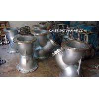 Wholesale ANSI Y strainer Y Pattern Strainer: BS 1873, ASME B16.34 from china suppliers