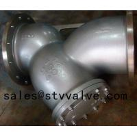 Wholesale ANSI Y strainer API/ANSI Y-strainer from china suppliers