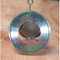 Wholesale Wafer check valve CF8M Thin Wafer Swing Check Valve from china suppliers