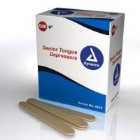 Buy cheap Dynarex Non Sterile Senior Size Tongue Depressors from Wholesalers