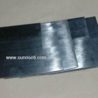 Buy cheap Nitinol materials 10 Superelastic NiTi SMA sheets for Shutters from Wholesalers