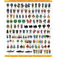 China Click the Photo Rubber Cartoon 10 on sale