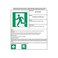 Wholesale English safety sign E-001 from china suppliers