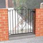 """Wholesale Abbey Trading 8021003 38"""" X 33"""" Ascot Iron Gate from china suppliers"""
