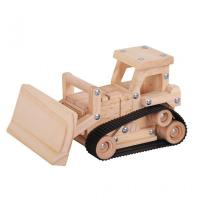 Road & Rail & Vehicles DIY Bulldozer