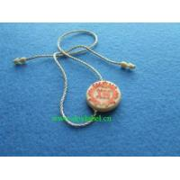 Buy cheap PS10-- string logo tag from Wholesalers