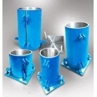 Buy cheap Mild Steel Cylinder Moulds from Wholesalers