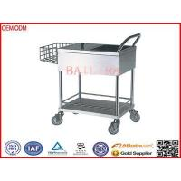 Buy cheap Stainless Steel Medical Trolley from Wholesalers