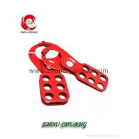 Wholesale ZC-K23 Vinyl Coated Steel HASP with Sooks, Safety HASP Lockout from china suppliers