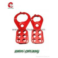 Wholesale ZC-K04 1'' & 1.5'' Economic Steel HASP, Safety HASP Lockout from china suppliers