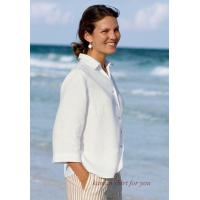 Woman polyester cotten casual shirts