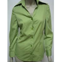 Wholesale Woman Cotten Blouse from china suppliers