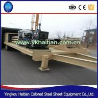 New Type Trapezoidal arch roof wall roll forming machine