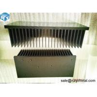 China Industrial Profiles Extruded Aluminum Radiator on sale