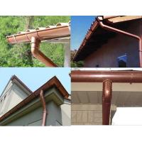 Wholesale Copper Gutter System from china suppliers