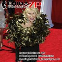 Wholesale CHINAZP Made Beautiful Rooster Feathers Coque Boas and Scarfs from china suppliers