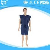 Wholesale Disposable nonwoven clothes sauna gown for spa and foot bath center from china suppliers