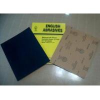 Buy cheap Waterproof Abrasive Paper ATLAS Wet sanding type abrasive Paper for auto from wholesalers