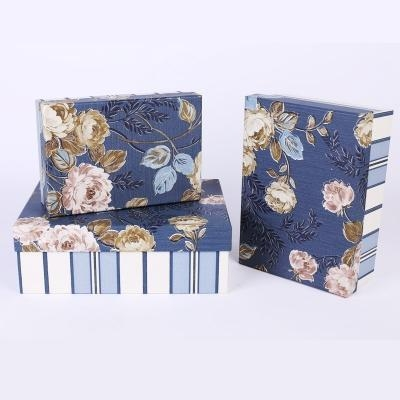 Quality Gift box series Product NameNew fashion recyclable gift box for sale