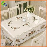 Wholesale INDEPENDENT PVC TABLE CLOTH pvc table cloth in roll from china suppliers