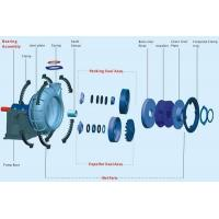 Wholesale ZG(H) Gravel slurry pump from china suppliers