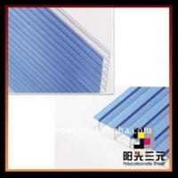 Wholesale cheap Polycarbonate Hollow Sheets price;cheap sun panels from china suppliers