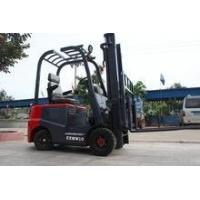 SXMW10 china electric forklift truck with CE