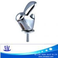 Wholesale Round cap straight drinking faucet for drinking fountain faucet from china suppliers