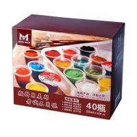 Buy cheap 124 colors Compressed Poster Colors from Wholesalers